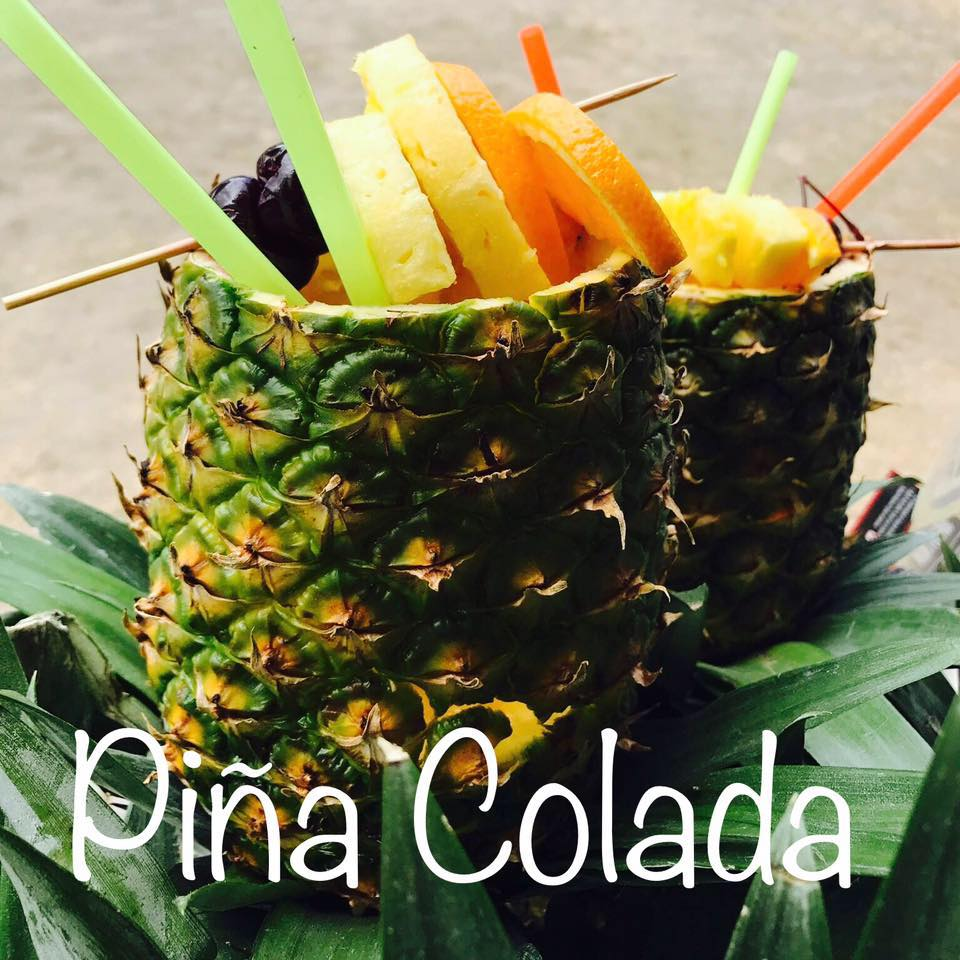 MexiRican Pina Colada
