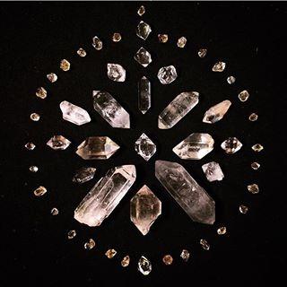 Mineral Mandalas