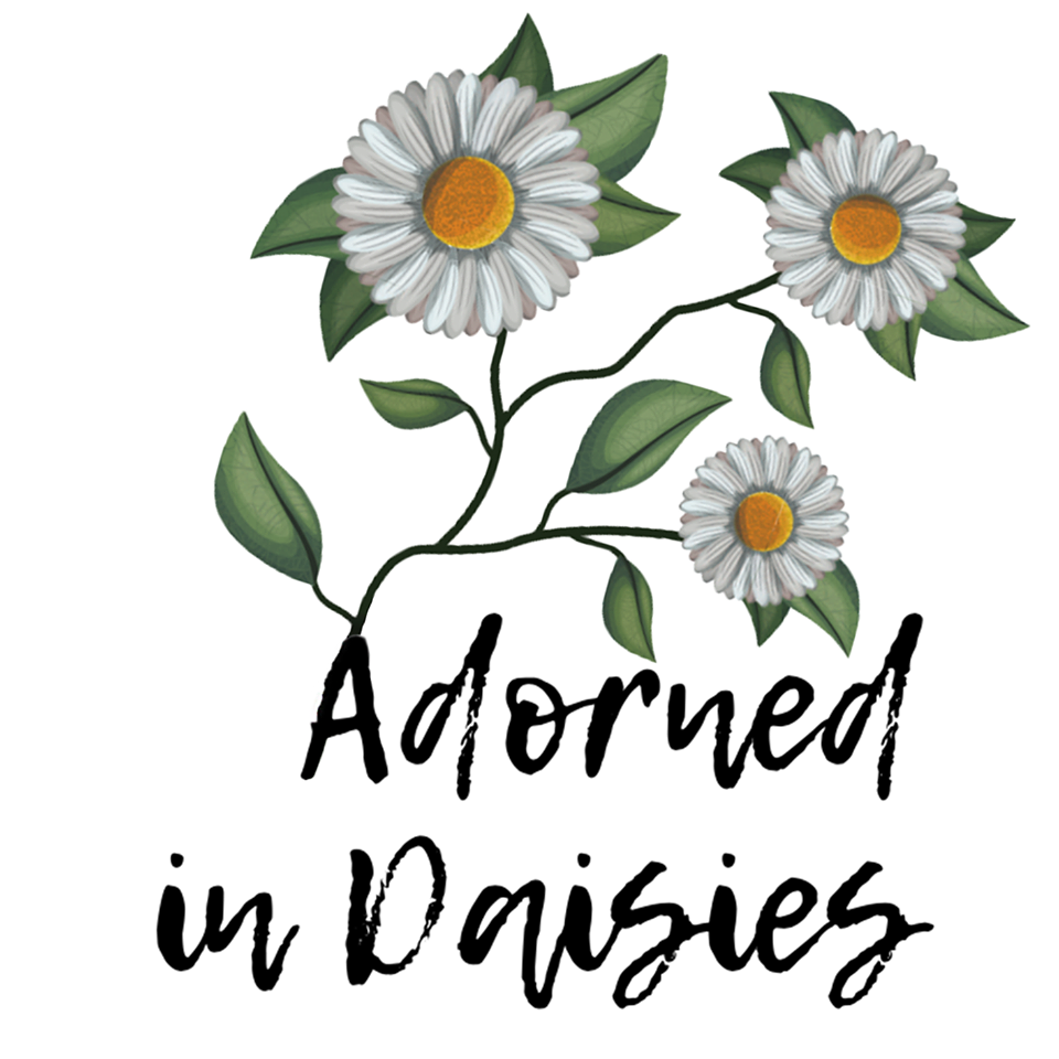 Adorned In Daisies