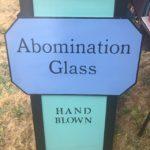 Abomination Glass