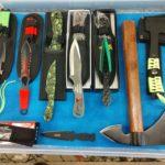 Oxbuilt Knives N Stuff