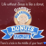 Grammy's Old Fashioned Donuts