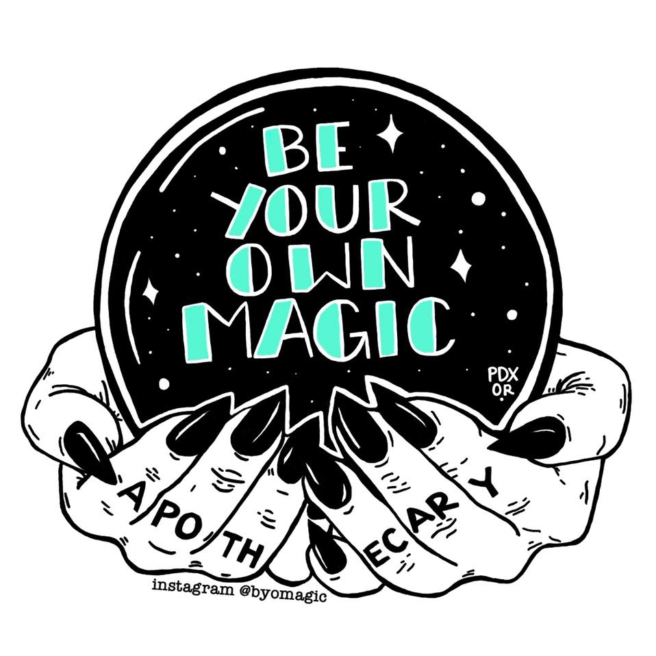 Be Your Own Magic Apothecary