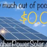 Higher Power Solar