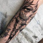 Max Estes Tattoo