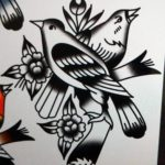 Amado Bird Tattoos