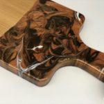 Liquid Metal Woodworking