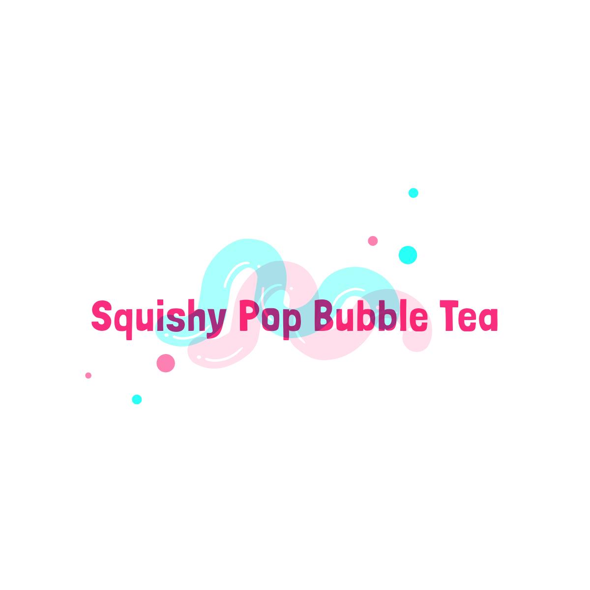 Squishy Pop Bubble Tea