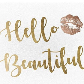 Hello Beautiful by Me