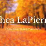 Rhea LaPierre