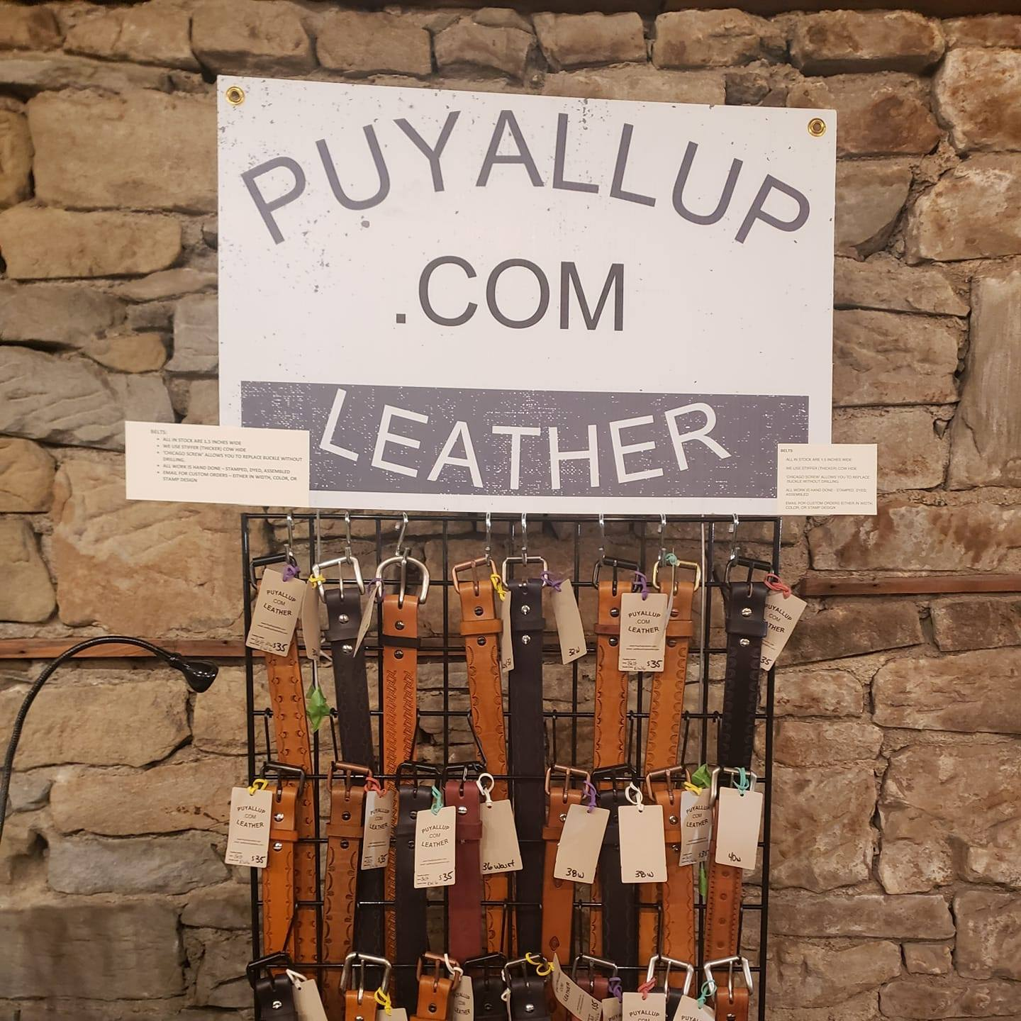 Puyallup Leather