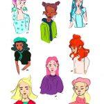 Kalea Clark Ilustrations