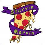 Starvin Marvin Pizza